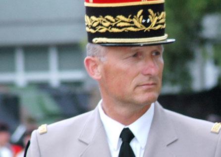 Général de division Éric Bonnemaison